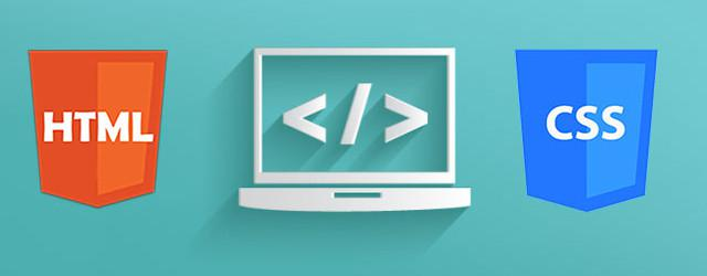 html y css