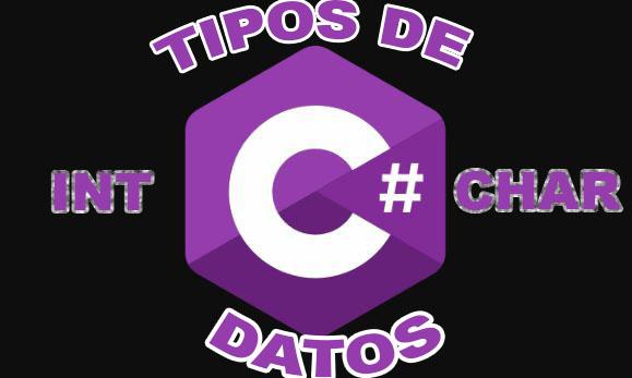 tipos de datos en c#