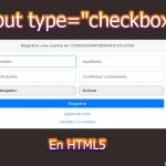 "input type=""checkbox"""