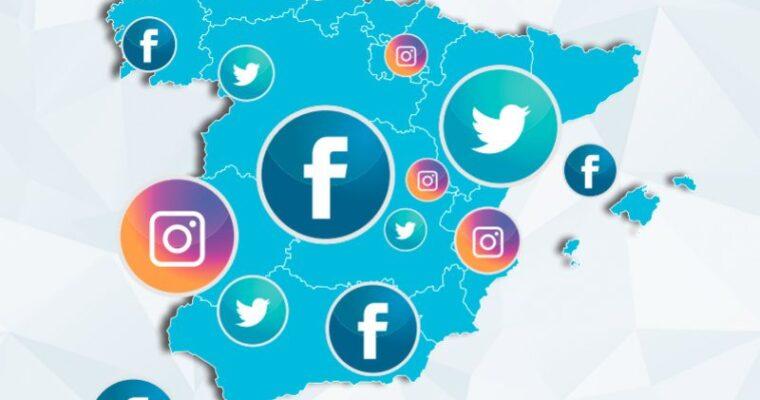 cuales son las redes sociales mas utilizadas en la actualidad
