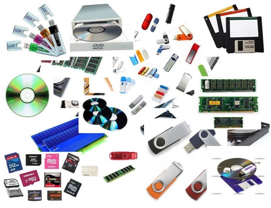Todo lo que necesita saber sobre dispositivos de almacenamiento